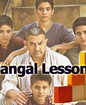 Dangal Lessons